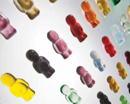 jelly babies detail